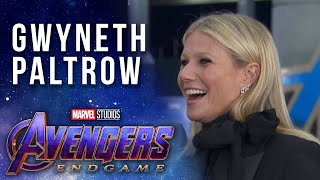 Gwyneth Paltrow at the Premiere