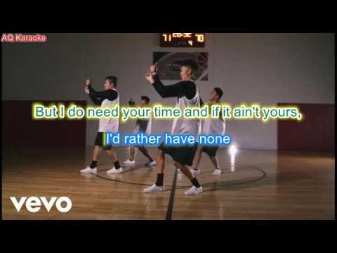 Jumpshot - Dawin (karaoke)