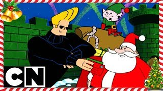 Retro Cartoon Network | Christmas Compilation