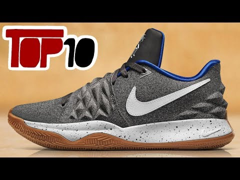 Top 10 Low Top Basketball Shoes of 2018