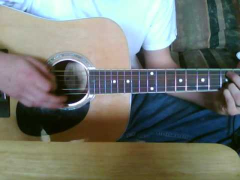 Awesome Sounding Acoustic Guitar Riff Youtube