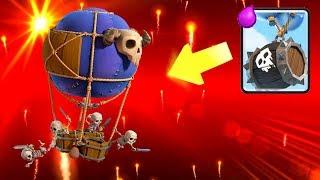 Clash Royale: THE Skeleton Barrel Deck!