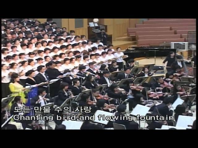 HD Beethoven Sympony No  9  Chorus 2009 ??? ????? ???? ??? 2/4