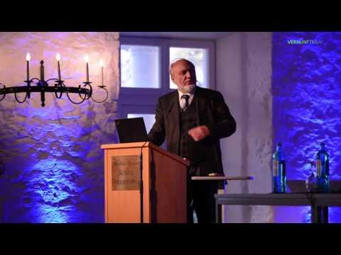 Professor Dr. Hans-Werner Sinn - Symposium der Vernunft