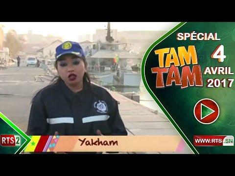 TAM TAM RTS2  SPÉCIALE 4 AVRIL 2017