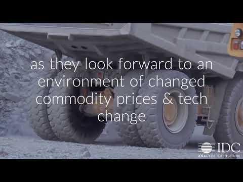 IDC Energy Insights: Worldwide Mining Strategies