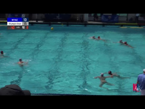 Championship - Olympic Club vs New York Athletic Club | 2018 National League