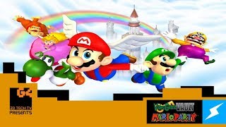 ScrewAttack's Video Game Vault - Mario Party (N64)