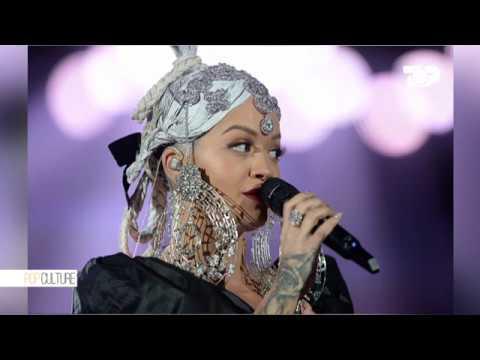 Rita Ora në Pop Culture