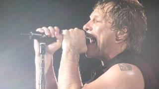 BON JOVI °HD° Bed Of Roses UDINE Italy live 17/07/2011 -tinaRnR