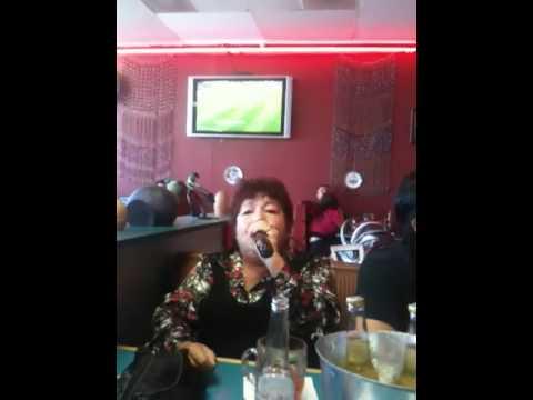 Doña flor godines en restaurante chana y chon Houston tx