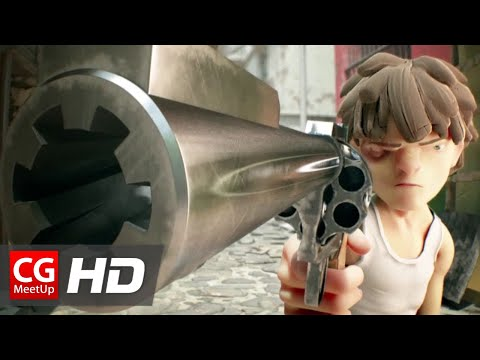 "CGI 3D Animation Short Film HD ""The Chase"" by Tomas Vergara   CGMeetup"