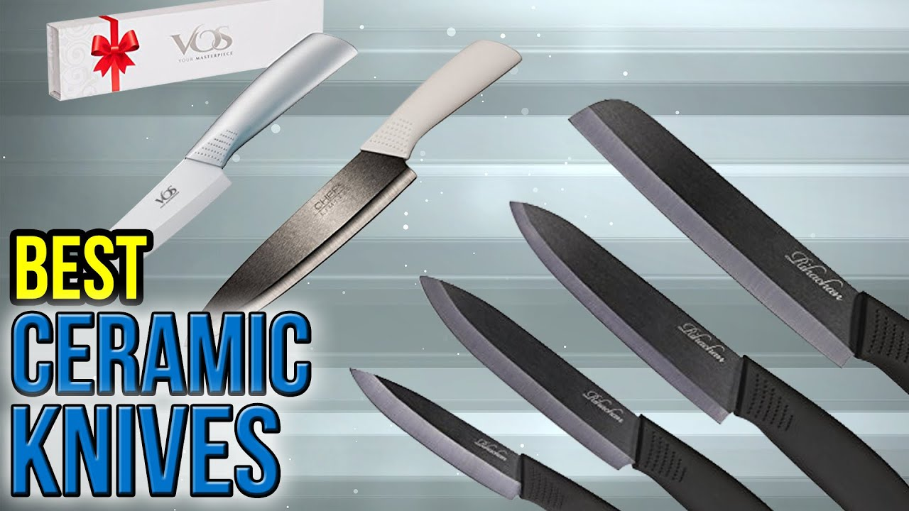 8 Best Ceramic Knives 2017 - YouTube