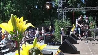00160 Ārvalstu viesu kolektīvu koncertā Vērmanes dārzā 8.07.2018
