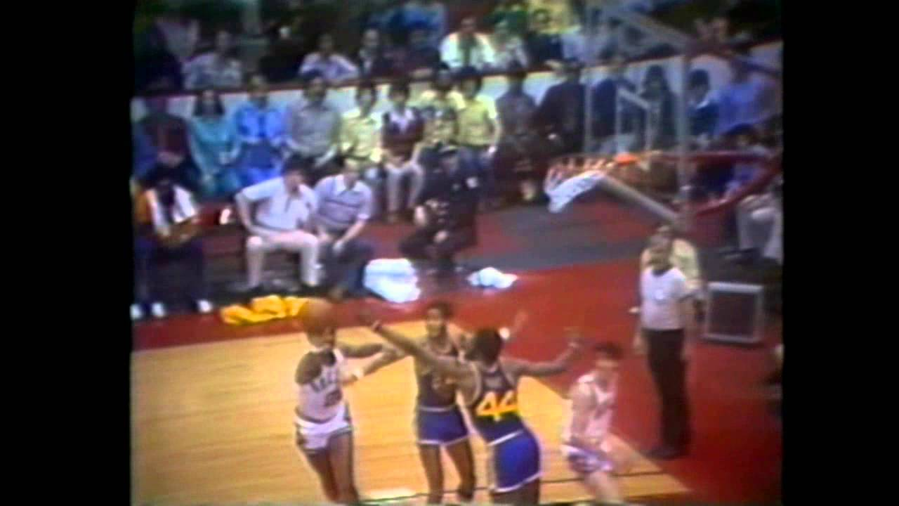 Chet Walker 19pts vs Warriors 1975 Playoffs