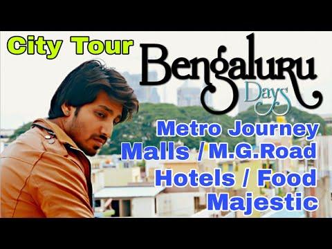 BANGALORE VLOG! L 2 Days In Bengaluru L Dharmen Purohit