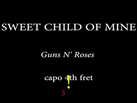 Sweet Child Chords And Lyrics Download Mp3 Size 543 Mb