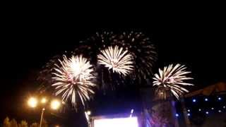фестиваль фейерверков 5 команда (Москва)