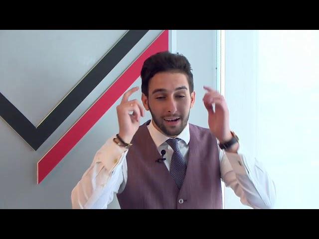 Most inspiring motivational talk! LIVE on Malek Maktabi's youtube channel
