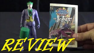 Toy Review: The Joker / Kenner Super Powers Collection 1985