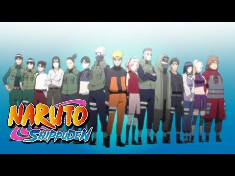 Naruto Shippuden Opening 5   Hotaru No Hikari (HD)
