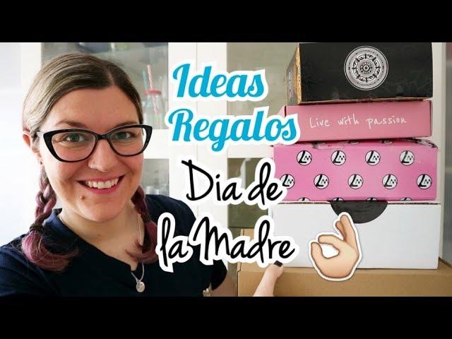 IDEAS REGALOS PARA EL DIA DE LA MADRE