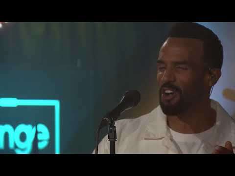 Craig David   Wild Thoughts Music Sounds Better With You in the Live Lounge