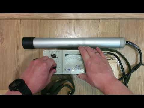 Радиометр дозиметр СРП-68-01,