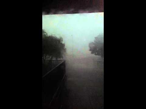 NAS JRB NOLA tornado