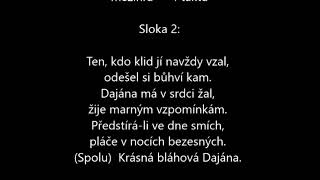 Dajána, Stanislav Hložek, Petr Kotvald, karaoke Yamaha PSR640