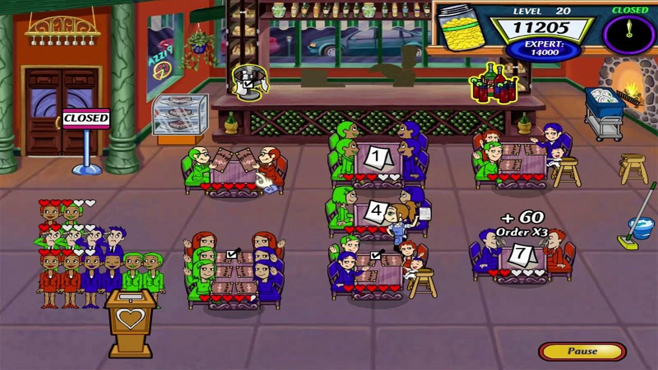 game online diner dash 2