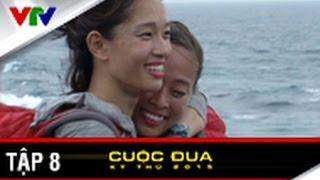 CUỘC ĐUA KỲ THÚ 2015 | SEASON 3 | TẬP 8 | 04/09/2015 [FULL HD]