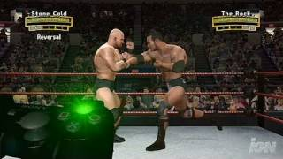 WWE Legends of WrestleMania PlayStation 3 Trailer -