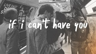 Shawn Mendes - If I Can't Have You (Lyric Video) Gryffin Remix