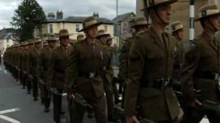 Gurkhas in Brecon: Freedom Parade - Part 1/2