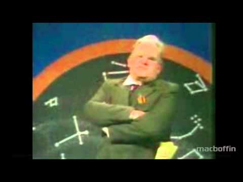 Ronnie Barker: The Stars at Night  Patrick Moore