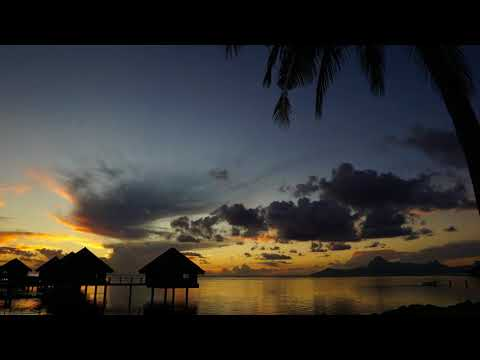 Papeete   Sony a6000 Time Lapse   Le Meridian Hotel Tahiti French Polynesia 1