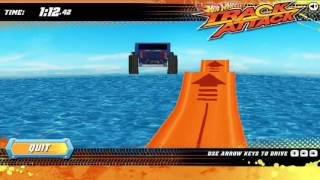Hot Wheels Track Attack part- 14