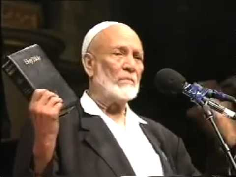 Easter A Muslim View Point - An Interview with Sheikh Ahmed Deedat in Australia