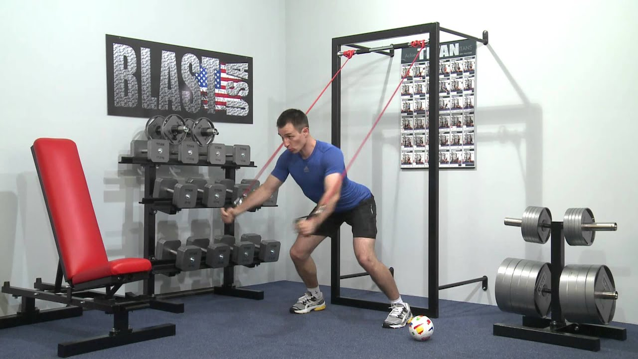 bands cable more for resistance golfwrx using golfresistancebands exercises distance