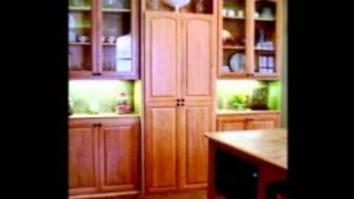 My Kitchen Pantry Cabinet.wmv