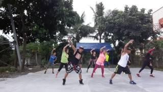Let's  dance cha cha.. (forgot d tittle) by Zin Rony Briquiz with Zin Paul Nunez