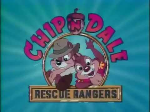 Chip y Dale - Los Rescatadores Intro Latino