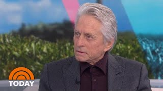 Michael Douglas Talks 'The Kominsky Method' And FaceTiming With Dad Kirk | TODAY