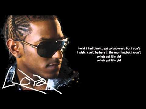 Lloyd ft. 50 Cent - Let's Get It In - Lyrics *HD*