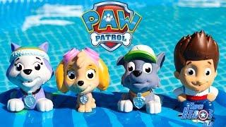 Pat' Patrouille Jouet de Bain Aspergeur Paw Patrol Pup Bath Squirters Water Toy Review