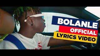 IVD ft. Zlatan  - Bolanle Lyrics Video