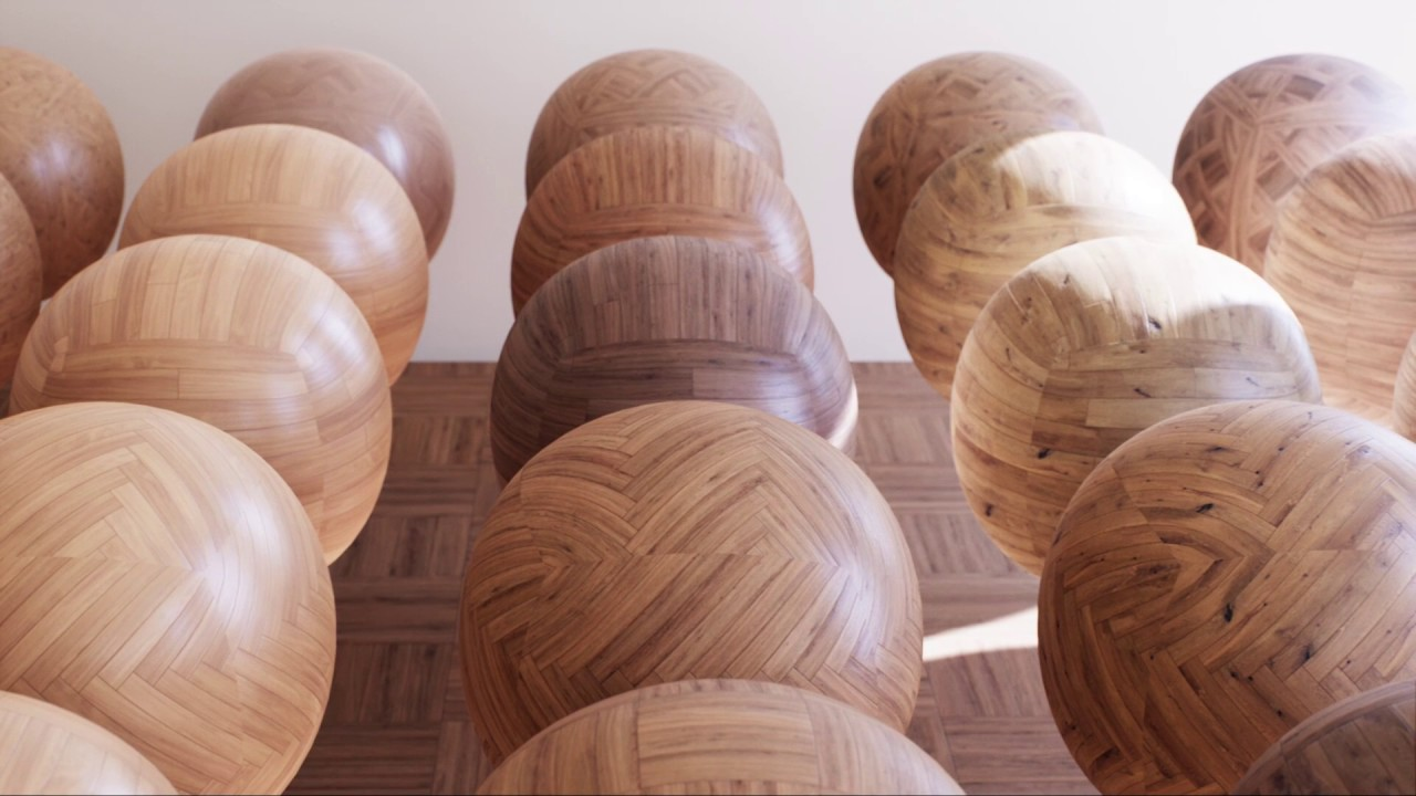 Free 4K Materials for Wood Flooring in UE4