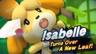 NINKENDO REACTS TO ISABELLE IN SMASH
