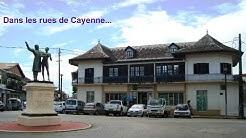 Dans les rues de Cayenne...
